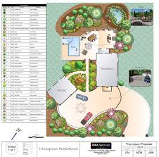 How To Design A Backyard Landscape Plan Landscape Designe Christmas Ideas Free Home Designs Photos