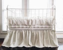 Neutral Nursery Bedding Sets Neutral Crib Bedding Etsy