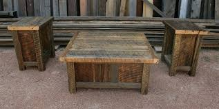 Rustic Coffee Tables And End Tables End Tables Homestead Rustic End Tables Ideas