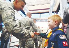 is cub open on thanksgiving pease greeters make thanksgiving special for returning air force