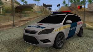 Focus 2008 Ford Focus 2008 Station Wagon Stock For Gta San Andreas
