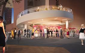 gallery of michael maltzan architecture designs dynamic public