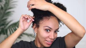 26 lazy hairstyling hacks lazy hairstyles for curly hair quick easy on the go youtube