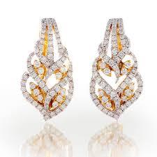 design of earrings steped design earring govind dande and sons