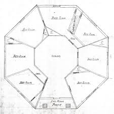 Hexagon House Plans by Floor Free Hexagon Floor Plans Hexagon Floor Plans
