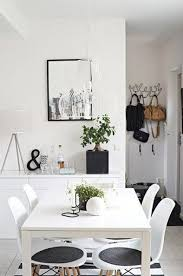 White Dining Table With Black Chairs 6 Ikea Melltorp Dining Table Uses And 15 Hacks Digsdigs