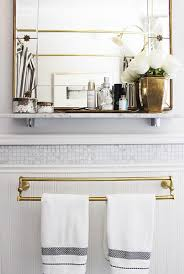 gold bathrooms white and gold bathrooms transitional bathroom