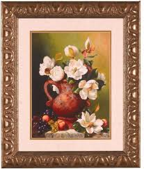 home interiors celebrating home beauty of magnolias picture ebay
