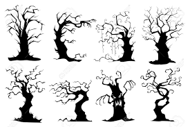 collection of tree royalty free cliparts vectors and stock