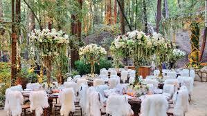 wedding flowers for guests how to decorate with wedding flowers cnn