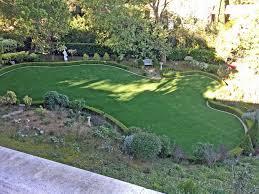 California Backyard Artificial Turf Ashland California Backyard Playground Backyard