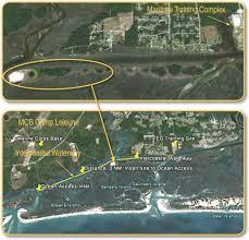 Camp Lejeune Map Scenario Support Tactical Evolution Group