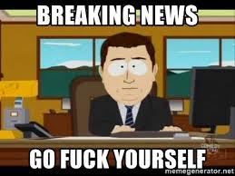 Breaking News Meme Generator - robert rosales google