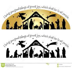 best 25 christmas silhouettes ideas on pinterest silhouette