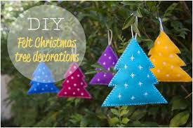 top 10 diy felt tree ornaments top inspired
