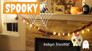 spooky tree halloween decor budget fall u0026 halloween decor dollar tree target goodwill ross