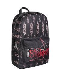 Slipknot Flag Buy Slipknot Wait And Bleed Backpack At Loudshop Com For Only 15 00