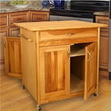catskill craftsmen kitchen island catskill craftsmen natural kitchen cart with butcher block top