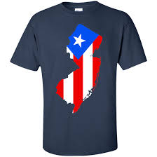 New Jersy Flag New Jersey Rican Puerto Rican Pride
