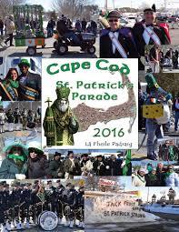 2016 cape cod st patrick u0027s parade by brenda donovan issuu