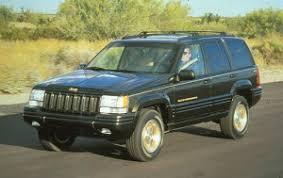 96 jeep laredo 1996 jeep grand specs and photots rage garage