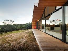 Rugged Home Decor Gorgeous Lookout House Is A Contemporary Twist On Australian