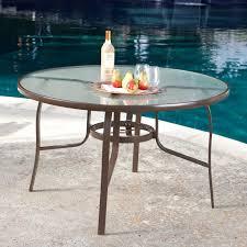 Walmart Patio Umbrellas Easy Patio - tempered glass patio table top replacement for walmart patio