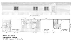 2 bedroom floor plan b 2002 hawks homes manufactured u0026 modular