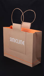 kraft paper shopping bag with twisted handles shoppingbag kraft paper shopping bag with twisted handles shoppingbag paperbags packaging view more at