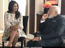 modi dress priyanka chopra dresses trolls after meet with pm modi