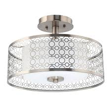 Contemporary Flush Ceiling Lights Marvelous Home Lighting Semi Ideas Ghts Semi Flush Ceiling Lights