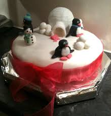 number forty u2013 christmas cake fifty new things this year