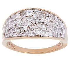 affinity diamond jewelry u2014jewelry u2014 qvc com