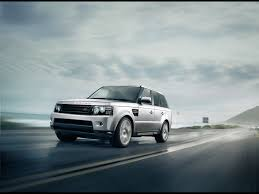 lime green range rover 2013 silver land rover range rover sport motion side angle