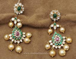 design of earrings 330 best earrings collections images on south india