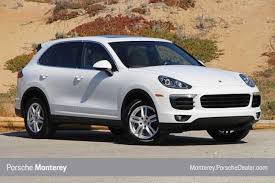 porsche suv 2017 new 2017 porsche cayenne base tiptronic suv white for sale in