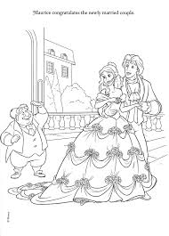 disney coloring pages disney 美女と野獣 pinterest