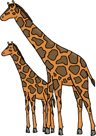 cartoon giraffes free download clip art free clip art on