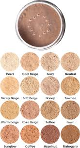 youngblood loose mineral foundation honey 10 gr