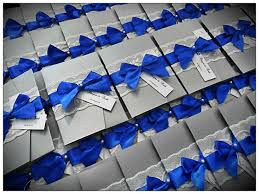 wedding invitations royal blue top compilation of royal blue and silver wedding invitations