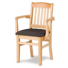 Kitchen Armchairs Holsag Bulldog Arm Chair With Cushion U0026 Reviews Wayfair Ca