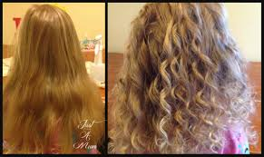 v shaped haircut for curly hair ringlet u0027rag u0027 curls u2013 hair tutorial u2013 just a mum