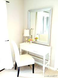 Bedroom Vanity Mirror With Lights Makeup Vanity Table Small Vanity Table Bedroom Vanity Mirror