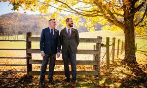 backyard farm wv wedding the oberports