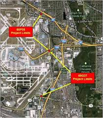 Chicago O Hare Airport Map Us 12 45 Mannheim Rd Reconstruction Project