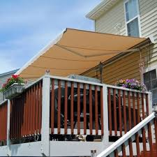 Motorized Awnings Reviews Bst Elite Heavy Duty Manual Or Motorized Retractable Awning With Hood