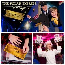 there may not be snow yet but it u0027s time the polar express