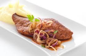 comment cuisiner le foie de veau foie de veau au vinaigre de framboise recettes de cuisine la