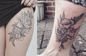 wear botanical tattoos for the of nature