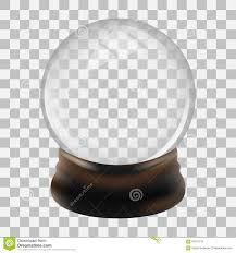 snow globe template stock vector image of magic real 63070118